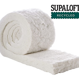Supaloft from Thermafleece: Itch-free insulation manufactured from recycled plastic bottles