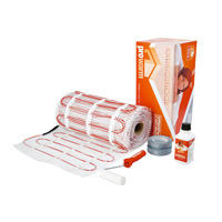 Free delivery on all underfloor heating kits