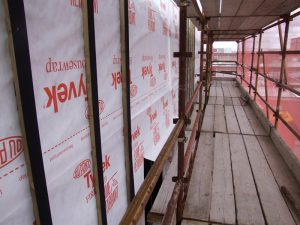 Using Tyvek Firecurb To Protect Your Project From Flames