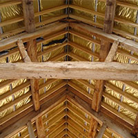 The right insulation for timber frame construction