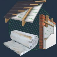 The benefits of fire rated multifoil insulation