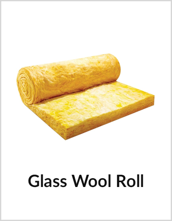 glass-wool-insulation-roll