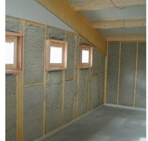 Insulating A Shed Insulation Superstore