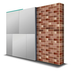 Acoustic wall insulation