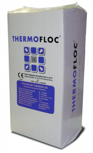 ThermoFloc loose fill cellulose insulation