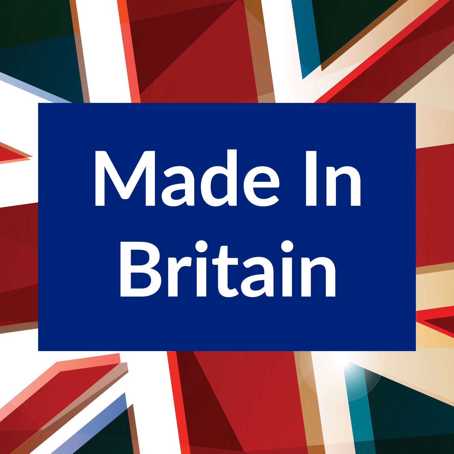 Made in Britain: We support British manufacturers
