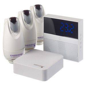 How does the Energenie MiHome system work?