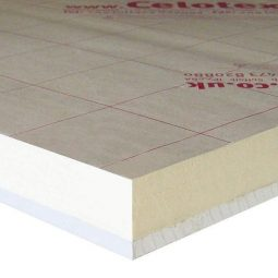 What types of plasterboard are there?