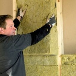 Types of insulation and their uses