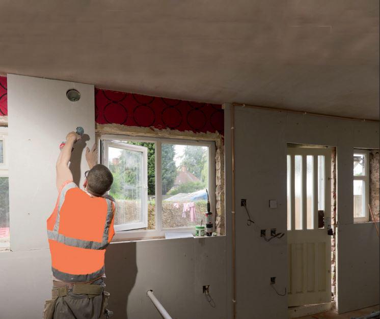 plasterboard-install