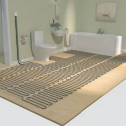 Everything you should know about underfloor heating