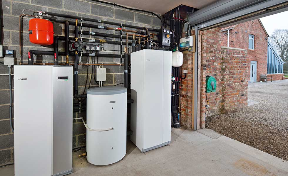 Highfield-Cowper-House-plant-room-heat-pump-system