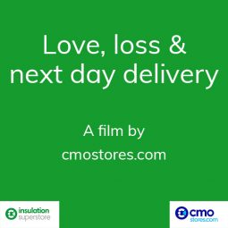 Love, loss and next day delivery – a film by cmostores.com