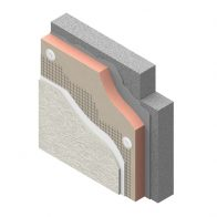 How to install external wall insulation