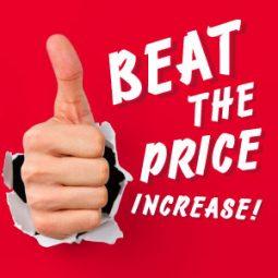 Manufacturer price changes