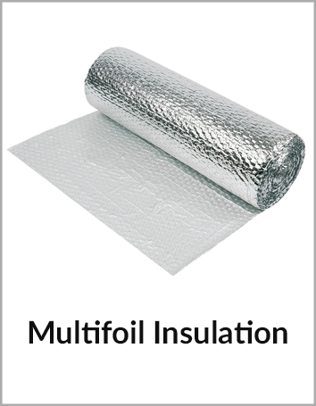 Multifoil-Insulation