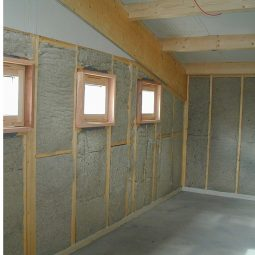 insulating-a-shed