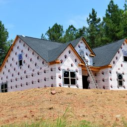 How to fix timber frame breather membranes