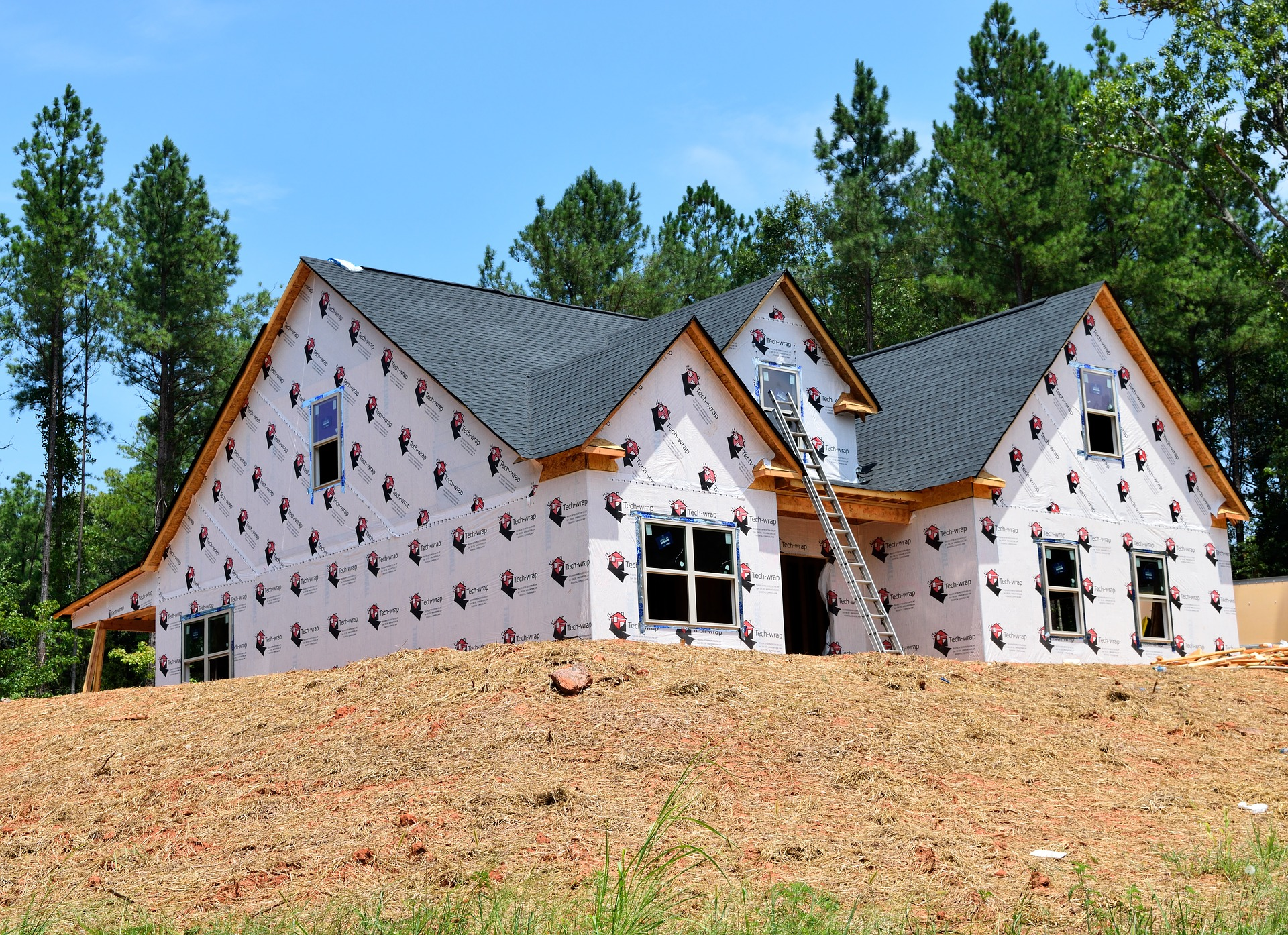How to fix timber frame breather membranes with Insulation Superstore