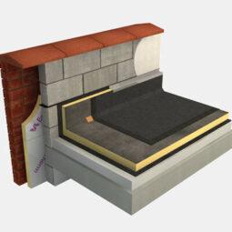 flat-roof insulation