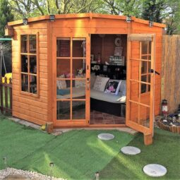 Insulating a summer house