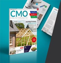 The latest CMO Magazine, spring 2018 edition