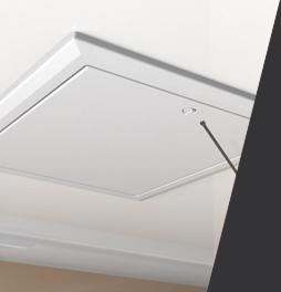 20% off Timloc plastic and steel loft doors