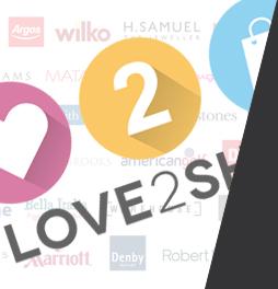 Win £500 of Love2shop gift vouchers