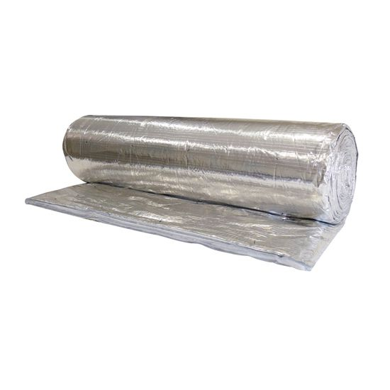 Multi Layer Foil Roofing Insulation Ybs Superquilt 1 5m