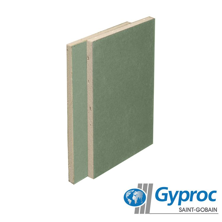 Gyproc moisture resistant board tapered edge x for Moisture resistant insulation