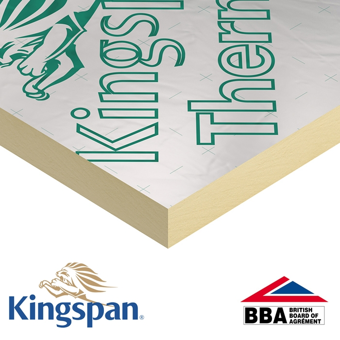 Tf70 floor insulation board kingspan thermafloor 100mm 8 for 100mm kingspan floor insulation