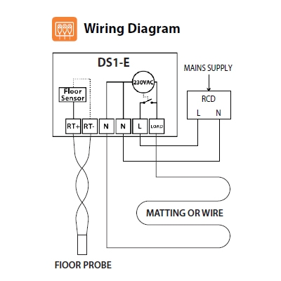 heatmiser wiring diagram 40796 2 thermostat manual dial for underfloor heating systems by heatmiser heatmiser wiring diagrams at fashall.co
