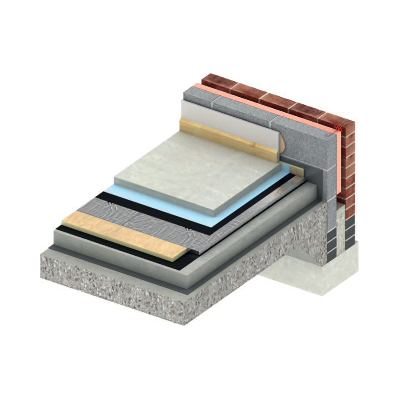 Block And Beam Floor Prices >> OPTIM-R Balcony Insulation Board from Kingspan 30mm ...