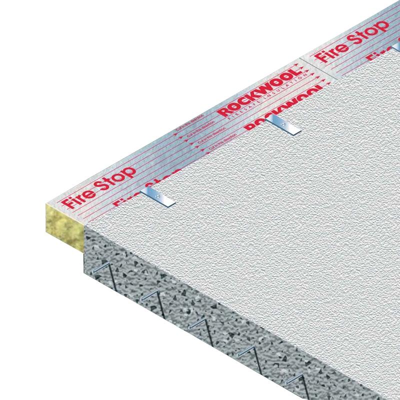 Rockwool Sp120 Firestop Firepro Cavity Barrier 90mm 23