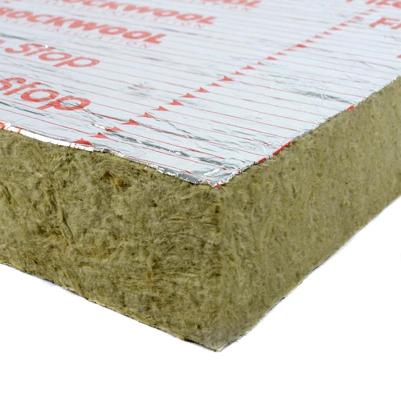 Rockwool sp120 firestop firepro cavity barrier 90mm 23 for Rocks all insulation