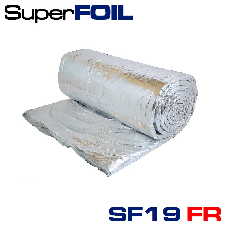Superfoil Sf19 Fr Fire Rated Multifoil Insulation X