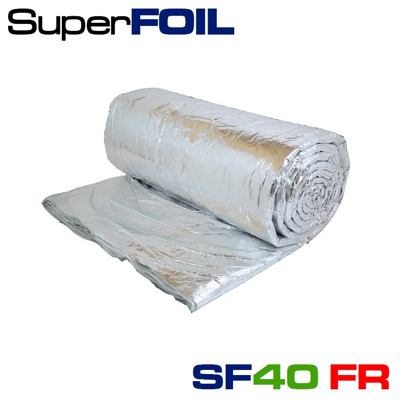 Superfoil Sf40 Fr Fire Rated Multifoil Insulation X