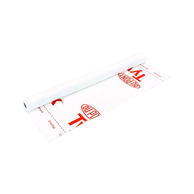Tyvek Firecurb Housewrap Breather Membrane By Dupont 50m