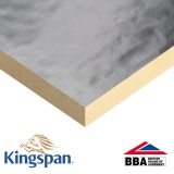 TR26 Flat Roof Insulation by Kingspan Thermaroof 120mm - 5.76m2 Pack