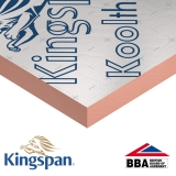 Framing Board Insulation K12 Kooltherm by Kingspan 100mm - 8.64m2 Pack