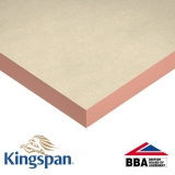Kingspan Kooltherm K5 External Wall Insulation 50mm - 7.2m2 Pack