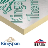 TP10 Pitched Roof Insulation by Kingspan Thermapitch 50mm - 17.28m2 pack
