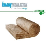 Knauf Rafter Roll 32 Insulation Earthwool 100mm - 115.2m2 Pallet