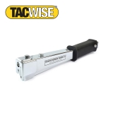 Tacwise A11 Hammer Tacker for 6mm to 10mm Staples - 140 Series