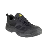 Industrial Safety Trainer in Black FS214 by Amblers - Size 4 to 13
