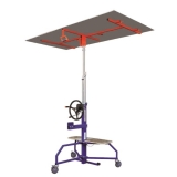 Edma EDMAPLAC450 Plasterboard and Insulation Panel Lifter - 4.5m