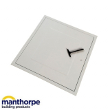 Manthorpe 1 Hour Fire Rated Loft Door - 531mm x 531mm