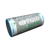 Knauf Acoustic Roll Insulation 400mm Wide Earthwool 100mm - 264m2