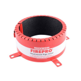 ROCKWOOL Pipe Collar 82mm 2 Hour FR
