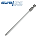 SureLino Screwdriver Bit Extension Piece 350mm for TORX - Pack of 5